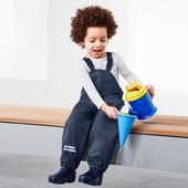 ☘ Комбинезон от Tchibo(Германия) для активных детей! Не продувается, не промокает, размер 98-104