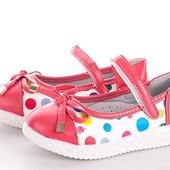 Обалденные туфли для наших принцесс!!! Кожаная стелька!! супинатор!!