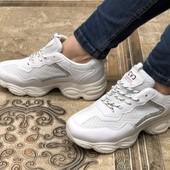 Молодёжные шикарные кроссовки! Новинка!