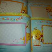 Самый нежный и красивый, качественный и неповторимый детский Фотоальбом 1 годика жизни!