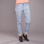 Стильные винтажные джинсы брюки в стиле chino от tchibo (Германия) размер евро 42