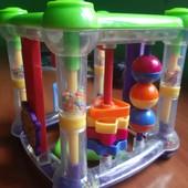 Куб развивающий для вашего малыша
