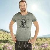 ❦Крутая винтажная мужская  футболка от Livergy,М 48/50❦в упаковке