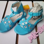 детские брендовые сандалии Mat&Star 32,есть наложенный платеж!