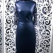 Сукня з екошкіри 46р(євро) - 52р (наш)