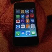 Оригинальный Apple iPhone 4 Black