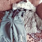 Детский зимний костюм.В лоте один на выбор.