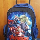 Последний!!!Рюкзак на колесах Marvel!!!