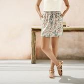 Шикарная юбка лен+хлопок  Esmara размер и цвет на выбор!