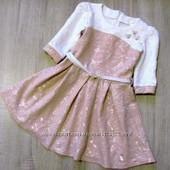 Красивое платье 146-152