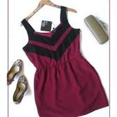 Симпатичное платье, размер М