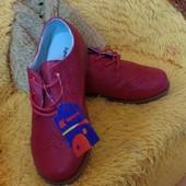 Школьные туфли Apawwa 31 размер