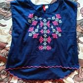 Красивая футболочка, женская размер М бред НМ :))