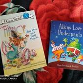 2 книги на английском