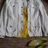 Джинс пиджак 46-48(L)