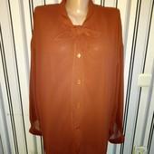 Гарна блуза яка приховує недоліки Windsmoor,розмір L(пог63)