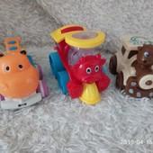 6 игрушек одним лотом читайте объявление