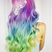 Мелки для волос!  цвет на ваш выбор! Для создания праздничных образов!