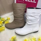Полностью кожаные ботиночки фабрики Nivelle 35р.