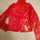 Моднячие куртки ветровки для подрост.и взрослых бренд 2 модели