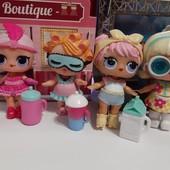 Мега лот!!!!Полный комплект кукла+аксессуары! Оригинал MGA lol куколка одна на выбор!
