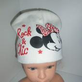 Оригинал деми шапка 54 размер Disney Минни Маус