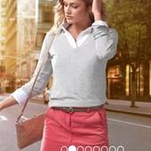 Стильная,  вильветовая юбка от Tchibo, размер евро 44(наш 50), 46( наш 52) в фирменной упаковке