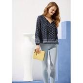 Очень красивая легкая блуза Esmara германия размер евро 36