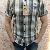 Нові моделі 2019р.фірмова рубашка, для мужчин,  модель на вибір s-хl. Туреччина.
