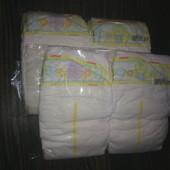 Лот два часа! Шикарные подгузники для новорожденных. Pampers Premium care, 1 (2-5кг)