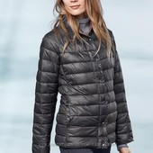 Стильная стеганая куртка с пропитка ecorepel от Tchibo ТСМ(германия) размер 40 евро=46-48