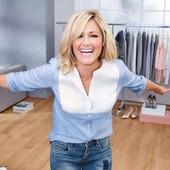Cтильная блуза-рубашка  TCM Tchibo, размер 38 евро (44 наш)