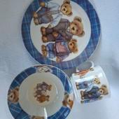 Набор посуды для ребенка