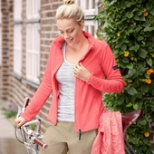☘ Флисовая термокуртка на молнии от Tchibo(Германия), размеры наши: 48-52 (L евро)