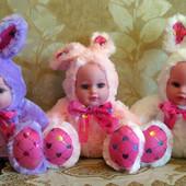 Мягкая игрушка ( на выбор) - отличный подарок для малыша!