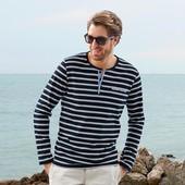 ☘ Мужская футболка для дома и отдыха от Tchibo(Германия), наши размеры: 52-54 (l)