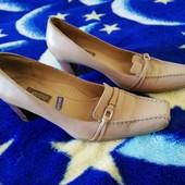 Фирменные женские туфли Ессо 37 р.