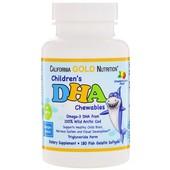 Жевательные таблетки - клубнично-лимонный аромат! Омега-3