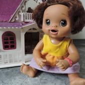 Интерактивная кукла Baby Alive, оригинал, б/у