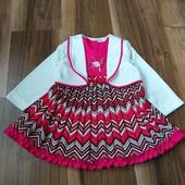 Платье на малышку 2-3 лет