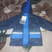 Куртка, вітровка, дощовик на флісовій підкладці. 104 р
