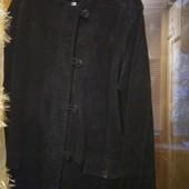 Крутой замшевый пиджак