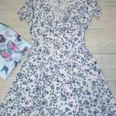 Крутое платье ASOS, рр 10(38),100%вискоза