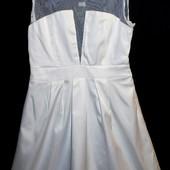 Новое шикарнейшее, платье на р.44 (по бирке Л!)