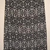 Летняя юбка натуральная ткань