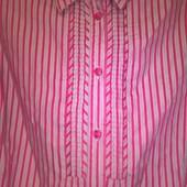 Супер блуза Marks&Spencer! Состояние новой! 100% cotton, р.50/52