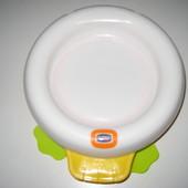 Термоустойчивая тарелка Chicco с дополнительным эффектом сохранения тепла