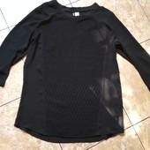 Шикарная шифоновая  блуза Н&М