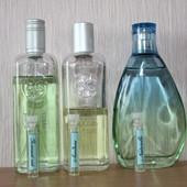 Отливанты парфюмерии Ив роше 2мл лот 1шт. на выбор добавила еще два аромата