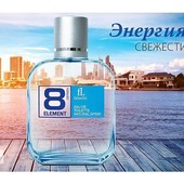 Туалетная вода для мужчин «8 Element» (Faberlic)